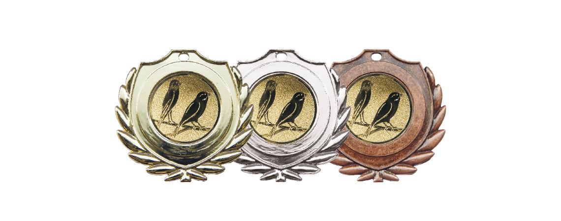 Medaille Hera
