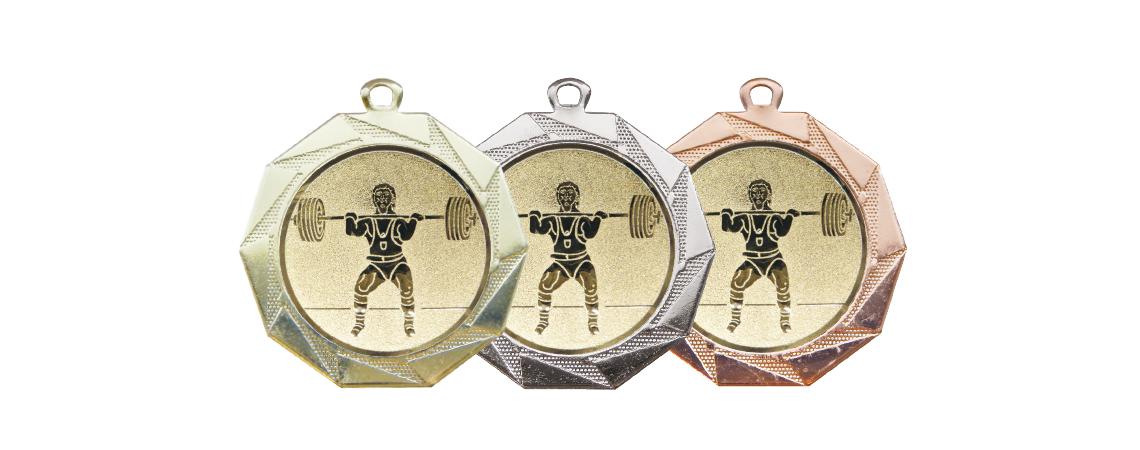 Medaille Herakles