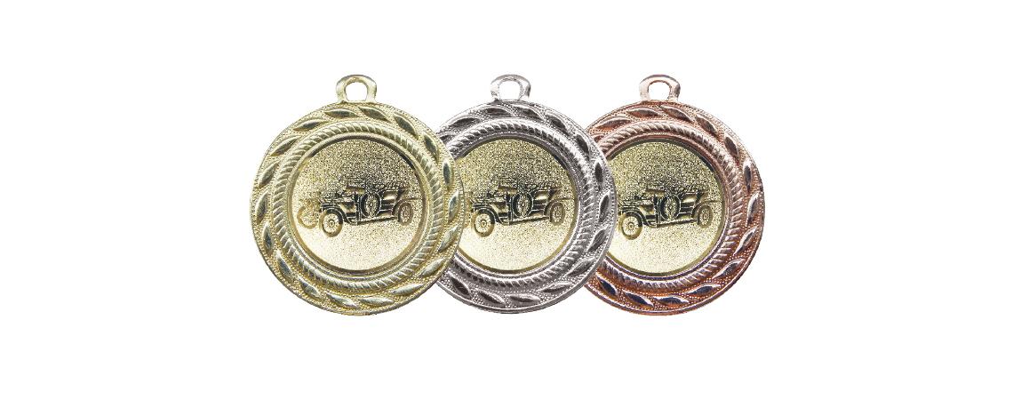 Medaille Hermes