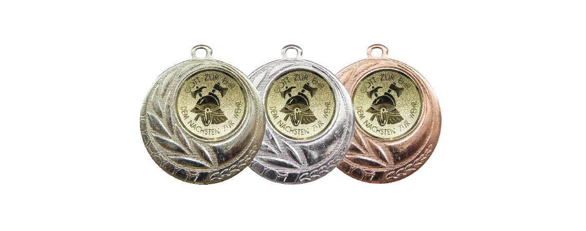 Medaille Hestia