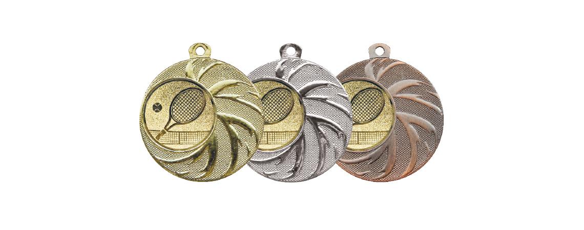 Medaille Iris