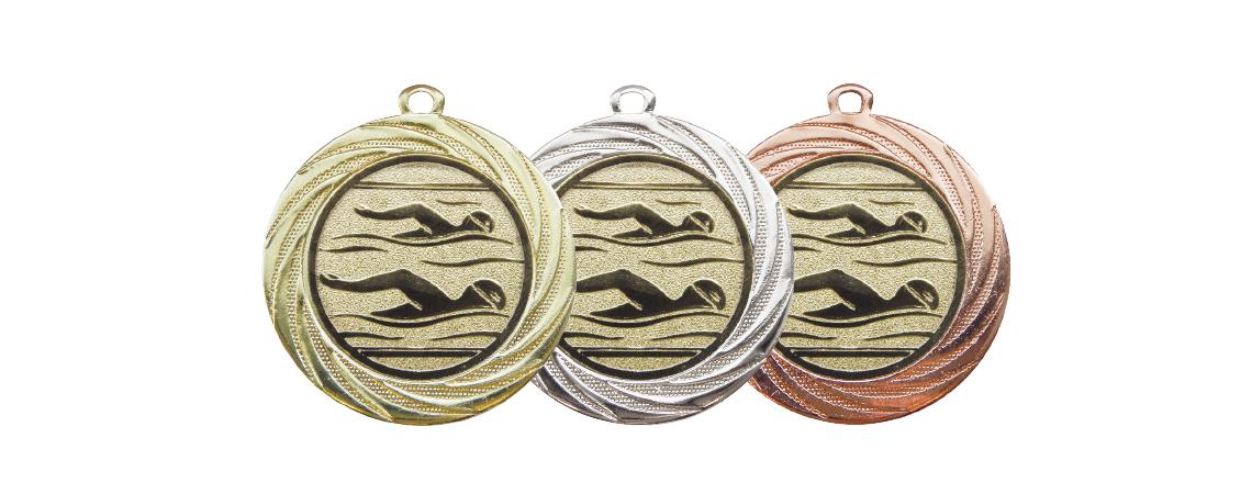 Medaille Poseidon