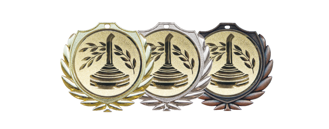 Medaille Zeus