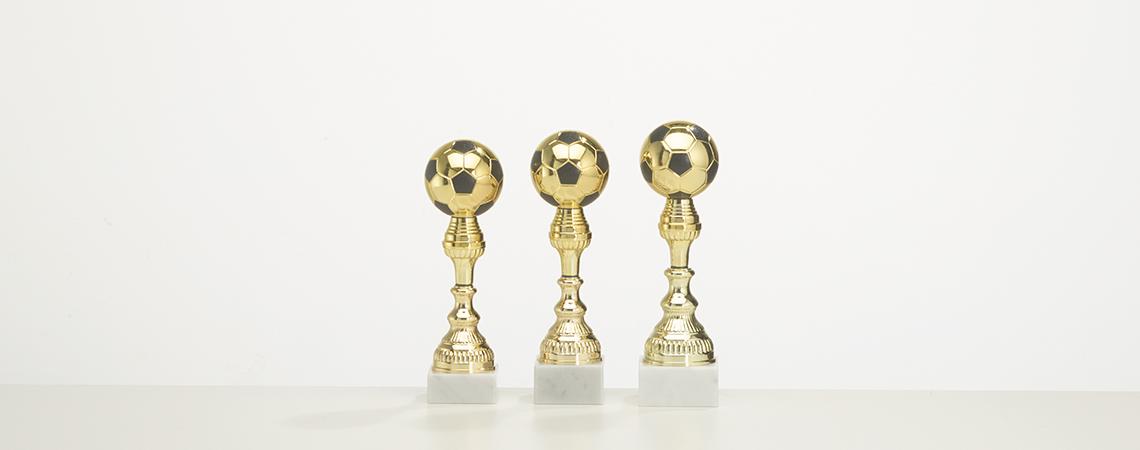 Standtrophäe Soccer