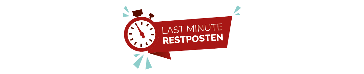 Last Minute Restposten