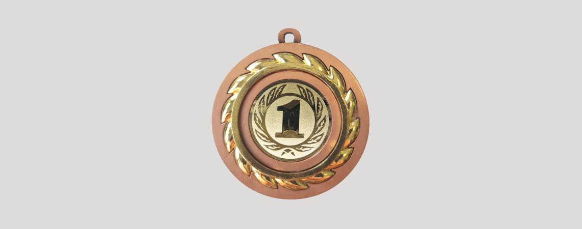 Medaille Corona