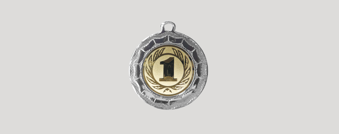 Medaille Pluto