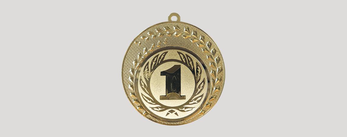 Medaille Sonne
