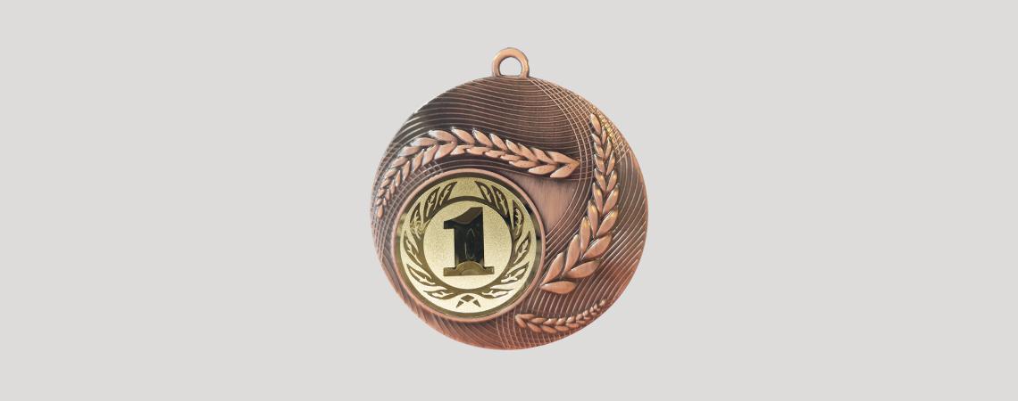 Medaille Triton