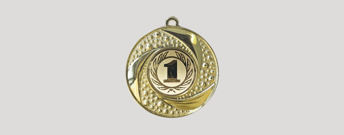 Medaille Uranus