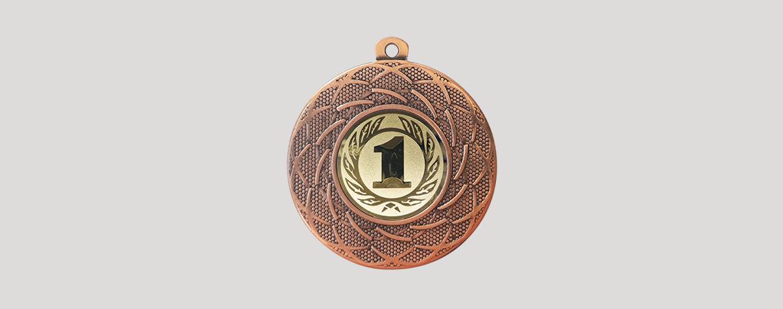 Medaille Zenit